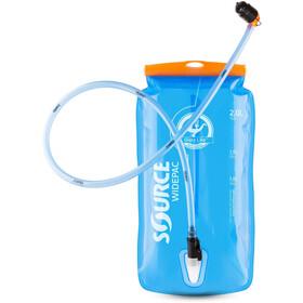 SOURCE Widepac LP Drinkreservoir 2 L, transparent/blue